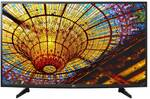 "49UH6100 LG 49"" Class Smart LED 4k 2160p Ultra HDTV with TruMotion 120Hz"