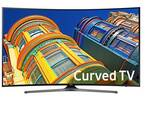 "UN49KU6500 Samsung 49"" Curved 4k UHD Smart LED TV with Motion Rate 120 and Built-In Wi-Fi"
