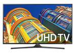 "UN55KU6300 Samsung 55"" 6 Series 4k UHD Smart LED TV with Motion Rate 120 and Purcolor Capability"