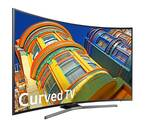 "UN65KU6500 Samsung 65"" 6 Series Curved 4k UHD Smart LED TV with Motion Rate 120 and Built-In Wi-Fi"