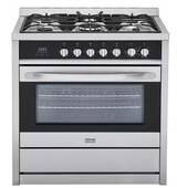"HCR6250ADS Haier 36"" Dual Fuel Freestanding Range with Electronic Controls and 5 Sealed Burners - Stainless Steel"