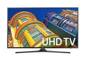 """UN40KU6300 Samsung 40"""" 6 Series 4k UHD Smart LED TV with Motion Rate 120 and Purcolor Capability"""