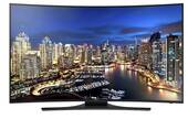 """UN55KU6500 Samsung 55"""" Curved 4k UHD Smart LED TV with Motion Rate 120 and Built-In Wi-Fi"""