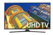 """UN60KU6300 Samsung 60"""" 6 Series 4k UHD Smart LED TV with Motion Rate 120 and Purcolor Capability"""