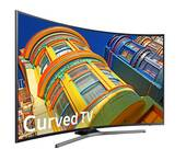 """UN65KU6500 Samsung 65"""" 6 Series Curved 4k UHD Smart LED TV with Motion Rate 120 and Built-In Wi-Fi"""