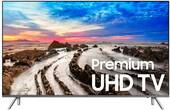 """UN65MU8000 Samsung 65"""" 8 Series UHD 4K HDR LED Smart HDTV with - 240 Motion Rate and 3840 x 2160 Resolution"""