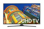"""UN70KU6300 Samsung 70"""" UHD Smart LED TV with Motion Rate 120 and Built-In Wi-Fi"""