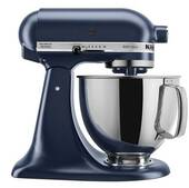 KSM150PSIB KitchenAid Artisan Series 5 Quart Tild Head Stand Mixer - Ink Blue