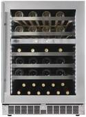 """SPRWC053D1SS Danby 24"""" Silhouette Sonoma Wine Cellar with 51 Bottle Capacity - Stainless Steel"""