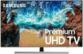 """UN75NU8000 Samsung 75"""" Premium Smart 4K UHD TV with Dynamic Crystal Color and 240 Motion Rate"""