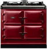 "ADC3ECLT AGA 39"" Dual Control Electric 3 Range with Cast Iron Ovens - Claret"