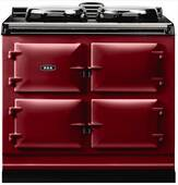 "ADC3GCLT AGA 39"" Dual Control Natural Gas 3 Range with Cast Iron Ovens - Claret"