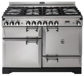 "ALEGS44DFSS AGA 44"" Legacy Dual Fuel Range with Convection Oven - Stainless Steel"