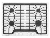"FFGC3026SW Frigidaire 30"" Gas Cooktop with 4 Sealed Burners and Ready-Select Controls - White"