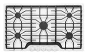 "FFGC3626SW Frigidaire 36"" Gas Cooktop with 5 Sealed Burners and Ready-Select Controls - White"