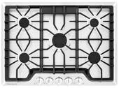 "FGGC3047QW Frigidaire 30"" Gas Cooktop with Power Burner - White"