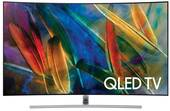 "QN55Q7C Samsung 55"" Q Series Curved UHD 4K HDR QLED Smart HDTV with - 240 Motion Rate and 3840 x 2160 Resolution"