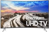 "UN55MU8500 Samsung 55"" 8 Series UHD 4K HDR Curved LED Smart HDTV with - 240 Motion Rate and 3840 x 2160 Resolution"