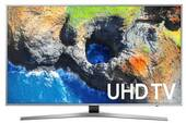 "UN65MU7100 Samsung 65"" UHD 4K HDR Smart LED TV with - 120 Motion Rate and 4K Color Drive - Silver"