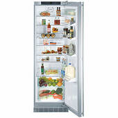 """R1410 Liebherr 24"""" Built-In All Refrigerator - Right Hinge - Stainless Steel"""