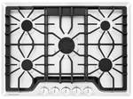 "FGGC3047QW Frigidaire Gallery 30"" Gas Cooktop with Power Burner - White"