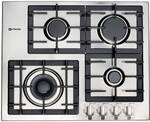 "VECTGM244SS Verona 24"" Gas Cooktop - Designer Series - Stainless Steel"