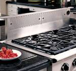 "ERV48-ER Dacor Renaissance 48"" Epicure Raised Downdraft Vent System - Stainless Steel"