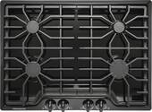 """FFGC3026SB Frigidaire 30"""" Gas Cooktop with 4 Sealed Burners and Ready-Select Controls - Black"""