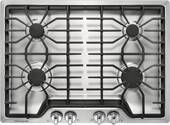 """FFGC3026SS Frigidaire 30"""" Gas Cooktop with 4 Sealed Burners and Ready-Select Controls - Stainless Steel"""
