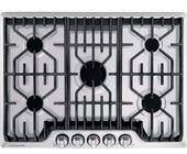 "FPGC3077RS Frigidaire Professional 30"" Gas Cooktop with 5 Surface Heaters - Stainless Steel"