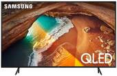 "QN75Q60R Samsung 75"" Class Q60R Smart QLED 4K UHD TV with Quantum Processor 4K and Ambient Mode"