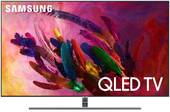 "QN75Q7FN Samsung 75"" QLED Smart 4K UHD TV with Q color and Q Contrast"