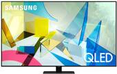 "QN75Q80T Samsung 75"" 4K QLED Smart UHD TV with Motion Rate 240"