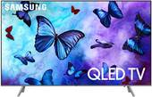 "QN82Q6FN Samsung 82"" QLED Smart 4k UHD TV with Q Color and Q Contrast"