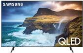 "QN82Q70R Samsung 82"" Class Q70R Smart QLED 4K UHD TV with Quantum Processor 4K and Ambient Mode"