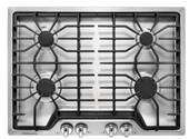 "FFGC3026SS Frigidaire 30"" Gas Cooktop with 4 Sealed Burners and Ready-Select Controls - Stainless Steel"