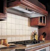 """RNIVS1 Dacor 20"""" Heritage Integrated Ventilation System with LED Lighting and Variable Speed Controls - Stainless Steel"""