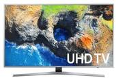 """UN55MU7100 Samsung 55"""" UHD 4K HDR Smart LED TV with - 120 Motion Rate and 4K Color Drive - Silver"""